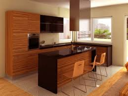 contemporary kitchen design for small spaces. Contemporary Kitchen Design Displaying L Shaped Grey Finish Cherry Inspiring Small Showing Brown Smooth Sanded Zebra For Spaces E