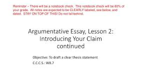 sample discussion essay chicago style endnotes