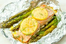 Best Grilled Salmon in Foil Recipe ...