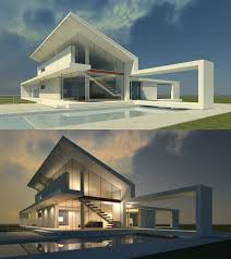 Exterior Rendering Model Decoration Unique Ideas
