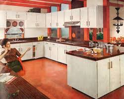Rustic Kitchen Ideas For Small Kitchens Retro Cabinets Lighting ...