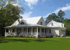 farmhouse plans wrap around porch