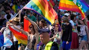 Communities were all hardly hit by the current pandemic, and lgbtq groups are no exception. Poland Thousands March For Lgbtq Rights In Pride Parade News Dw 19 06 2021