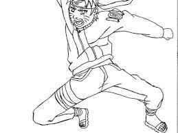 13 Naruto Shippuden Coloring Pages To Print Printable Naruto