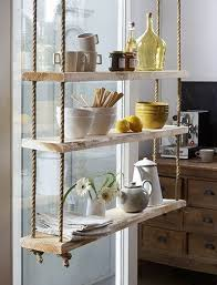Charming Hanging Shelves From Ceiling Unique Design Best 25 Shelf Above  Window Ideas On Pinterest