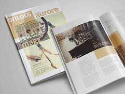 Indesign Magazine Templates Free Indesign Magazine Template By Graphicboat On Dribbble