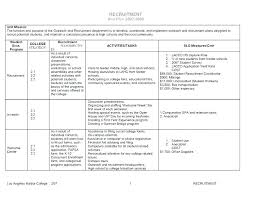 Recruiting Plan Template Volunteer Recruitment Strategy Template