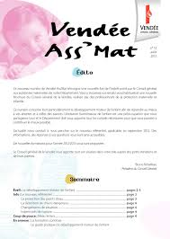 Ass mat conseil general 13