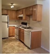 Kitchen   Shoreline Apartments
