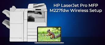 Such as fast as 7 seconds and crisp graphics. Easy Steps For Hp Laserjet Pro Mfp M227fdw Wireless Setup