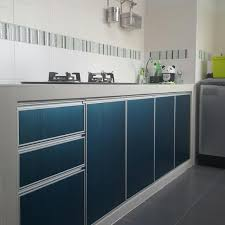 aluminium kitchen cabinet door furniture on carou