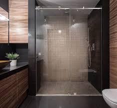medium size of clear glass frameless sliding shower doors fix door installation double instructions rollers