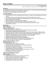 Sample Resume: Websphere Mq Administrator Resume Exles Near.