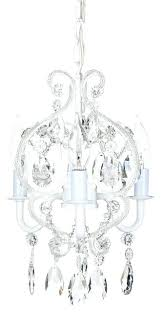 small plug in chandelier 3 light mini beaded crystal chandelier white small plug in crystal chandelier