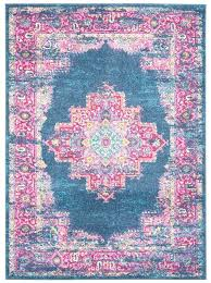 blue and pink rug blue and pink rug illusion flower navy blue and pink fl rug