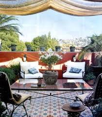 Decorating: Moroccan Outdoor Garden Furniture - Moroccan Outdoor Furniture