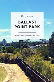 Ballast Point Park Ballast Point Park History Brought To Life Walks In And