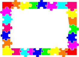 Small Picture Frame clipart colorful Pencil and in color frame clipart colorful
