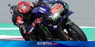 Jack miller pramac racing ducati 314.5 1'31.537 3. Hasil Kualifikasi Motogp Portugal 2021 Quartararo Pole Position Marquez Halaman All Kompas Com