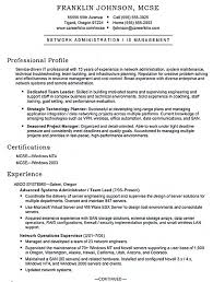 Linux System Administration Sample Resume 18 System Administrator Includes  A Snapshot Of The Skills Both Technical And Nontechnical