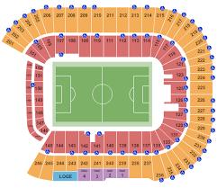 Tcf Stadium Seating Chart Mn United Minnesota United Fc Vs New York City Fc Saturday September