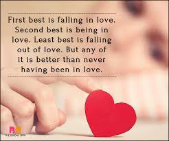 Falling In Love Quotes Beauteous 48 Falling In Love Quotes Musings For Those Who Tripped And Fell