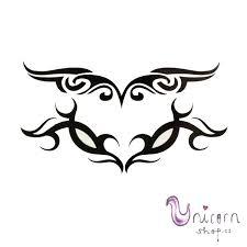Nalepovací Tetování Ornamenty Křídla
