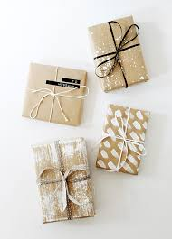 four DIY gift wrap ideas | almost makes perfect ...