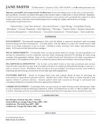 Skin Care Resume Aesthetician Resume