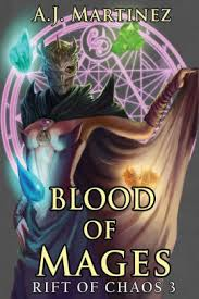 Blood of Mages by A.J. Martinez, Paperback | Barnes & Noble®
