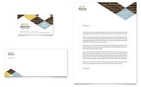 Construction Letterheads Templates Design Examples