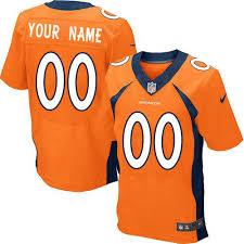 Denver Customized Denver Broncos Men's