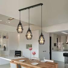 Bird Ceiling Light Fixture Details About 3 Way Vintage Chandelier Pendant Lamp Bird Cage Ceiling Light Bar Home Decor New