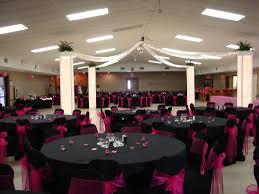 Wedding Themes - Wedding Style: Pink and Black Wedding Decoration