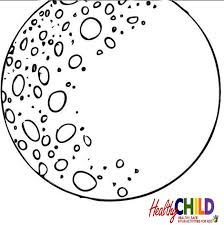 Small Picture Pluto Space and Solar System Coloring pages