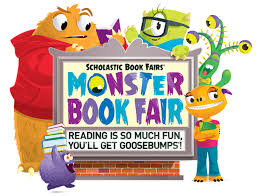 monster book fair reading is so much fun you ll get gooseps