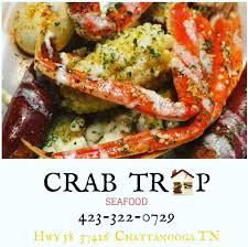The CRAB TRAP SeaFood TakeOut - Seafood ...