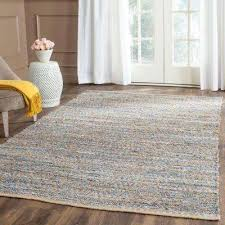 cape cod natural blue 6 ft x 9 ft area rug