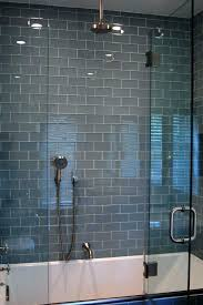 blue subway tile bathroom tiles blue subway tile glass subway tile light green medium size