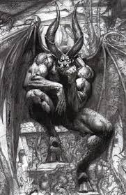 lucifer angel form i picture this as seirs final form but i dont see him as the