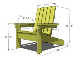 adirondack chair plans. Brilliant Plans Dimensions In Adirondack Chair Plans K