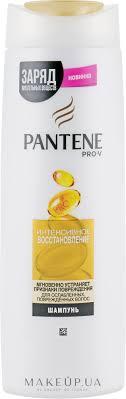pantene pro v шампунь интенсивное восстановление для сухих и поврежденных волос 400 мл
