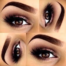 bronze eyeshadow for brown eyes