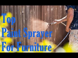 paint sprayer for furnitureTop 5 Best Paint Sprayer For Furniture 2017  YouTube
