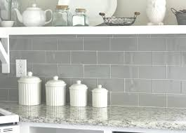 dark gray glass subway tile backsplash grey homes white with grout designs ideas