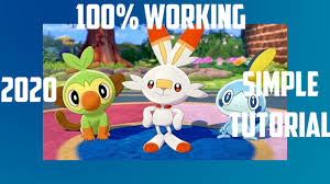 HOW TO PLAY POKEMON SWORD AND SHIELD ON PC| 100% working English 2020 -  YouTube