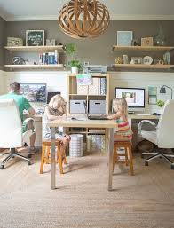 cool office space ideas. create a family office space with these tips cool ideas