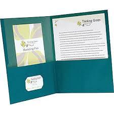 ... Bold Inspiration Resume Folder 14 Oxford 100 Recycled 2 ...