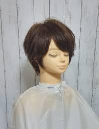 吉瀬美智子の髪型 Favour Hair