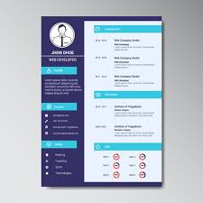 Web Developer Resume Template Free Codebluesolutions Com